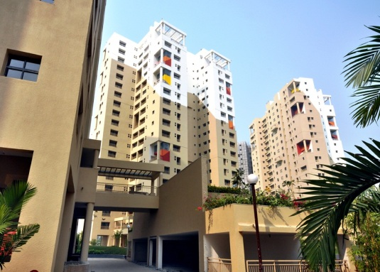 Upohar Luxury Towers, Kolkata