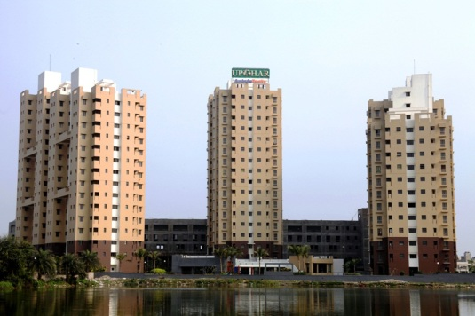 Upohar Efficiency & Comfort Towers, Kolkata
